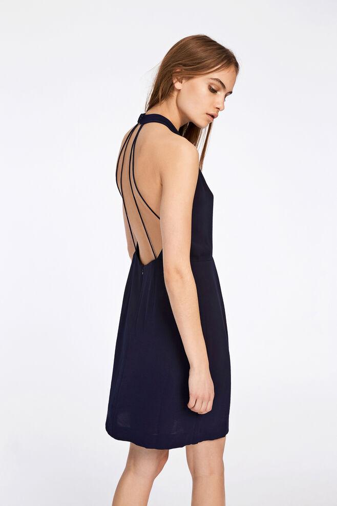Hannah s dress 7369, DARK SAPPHIRE