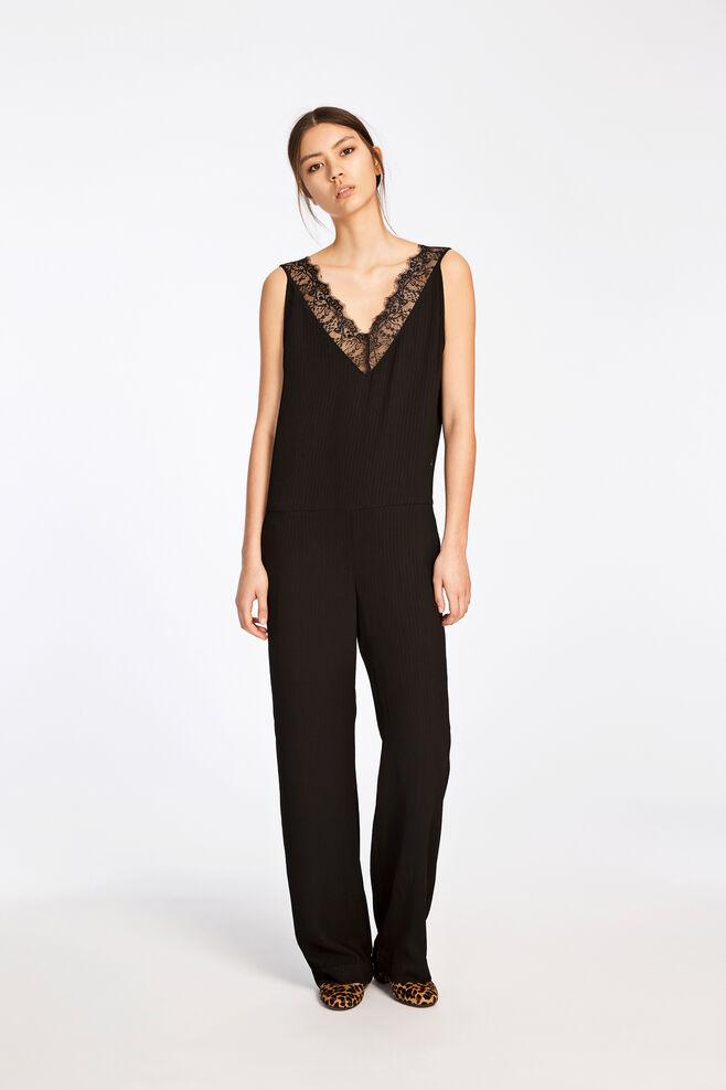 Bea jumpsuit 9309, BLACK