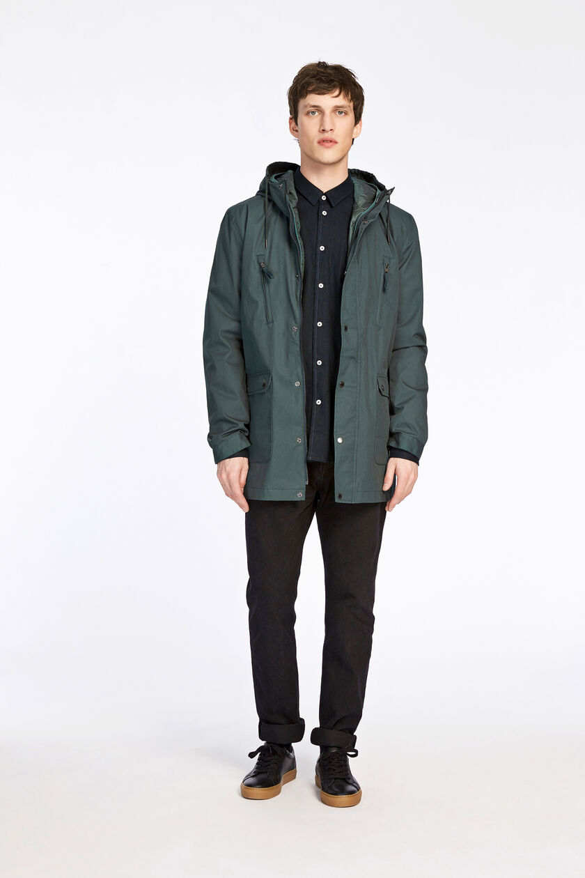 Beaufort jacket 3955, GREEN GABLES