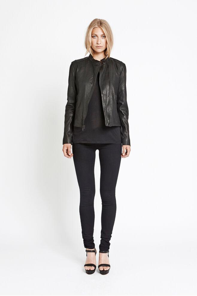 Castor jacket 2746, BLACK