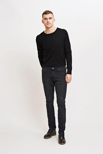 Stefan Jean 5891, WORN BLACK