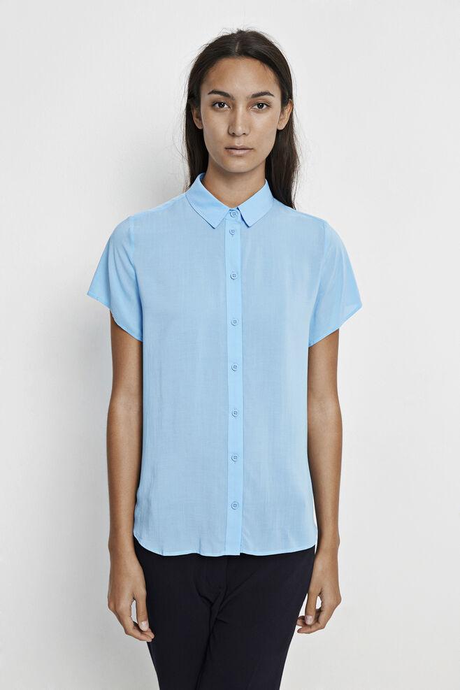 Maj ss shirt 3856, ALASKAN BLUE