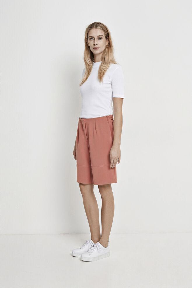 Olga shorts 6463, LIGHT MAHOGANY