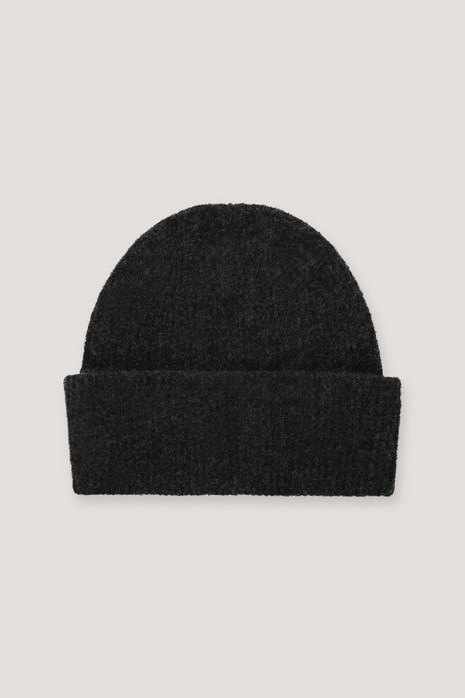 Nor hat 7355, BLACK MEL.