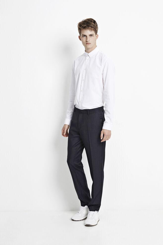 Nat trousers 7627, D. SAPPHIRE MEL