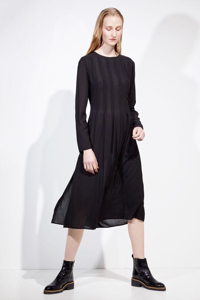 Beatrix ls dress 7194, BLACK