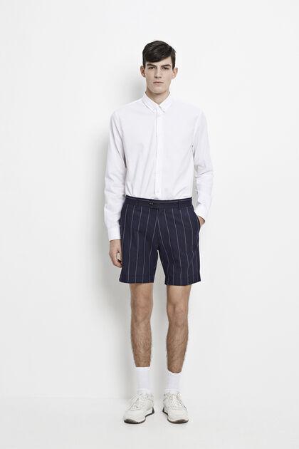 Laurent shorts fold up 7997, INDIGO ST