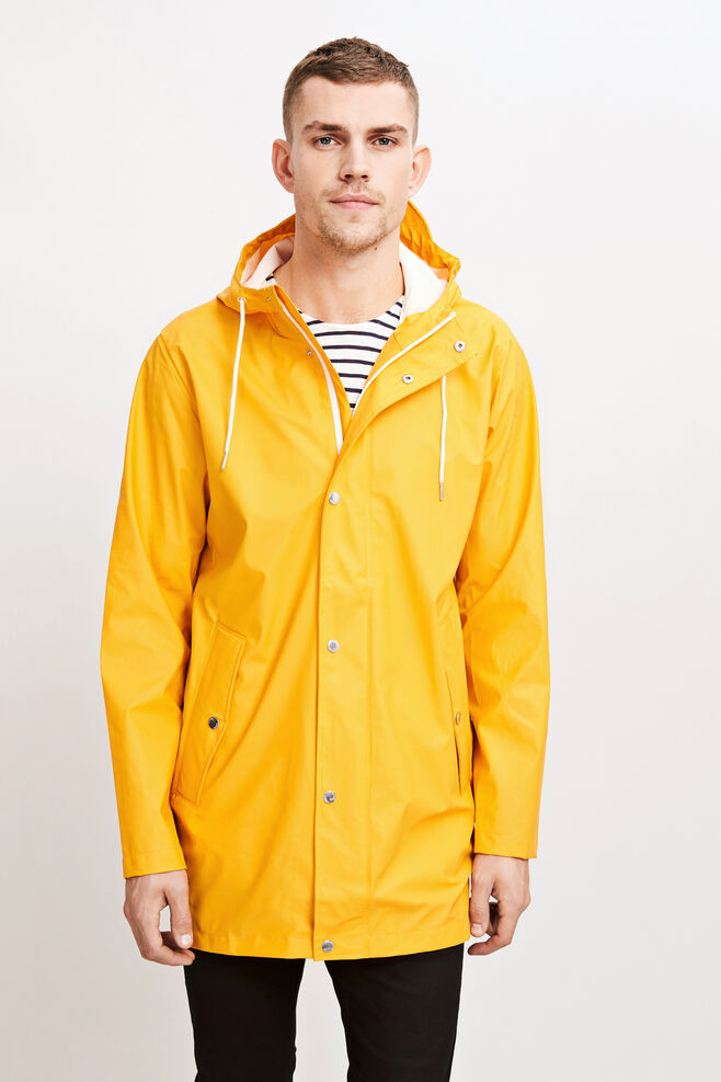 Steely jacket 7357, CADMIUM YELLOW