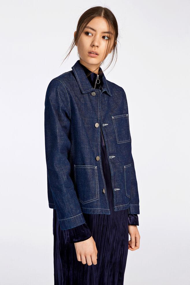 Vera jacket 9343, PURE INDIGO