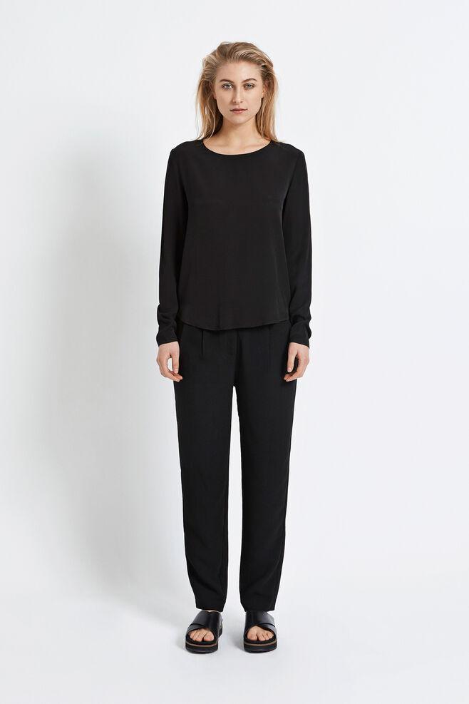 Marsh blouse 5991, BLACK