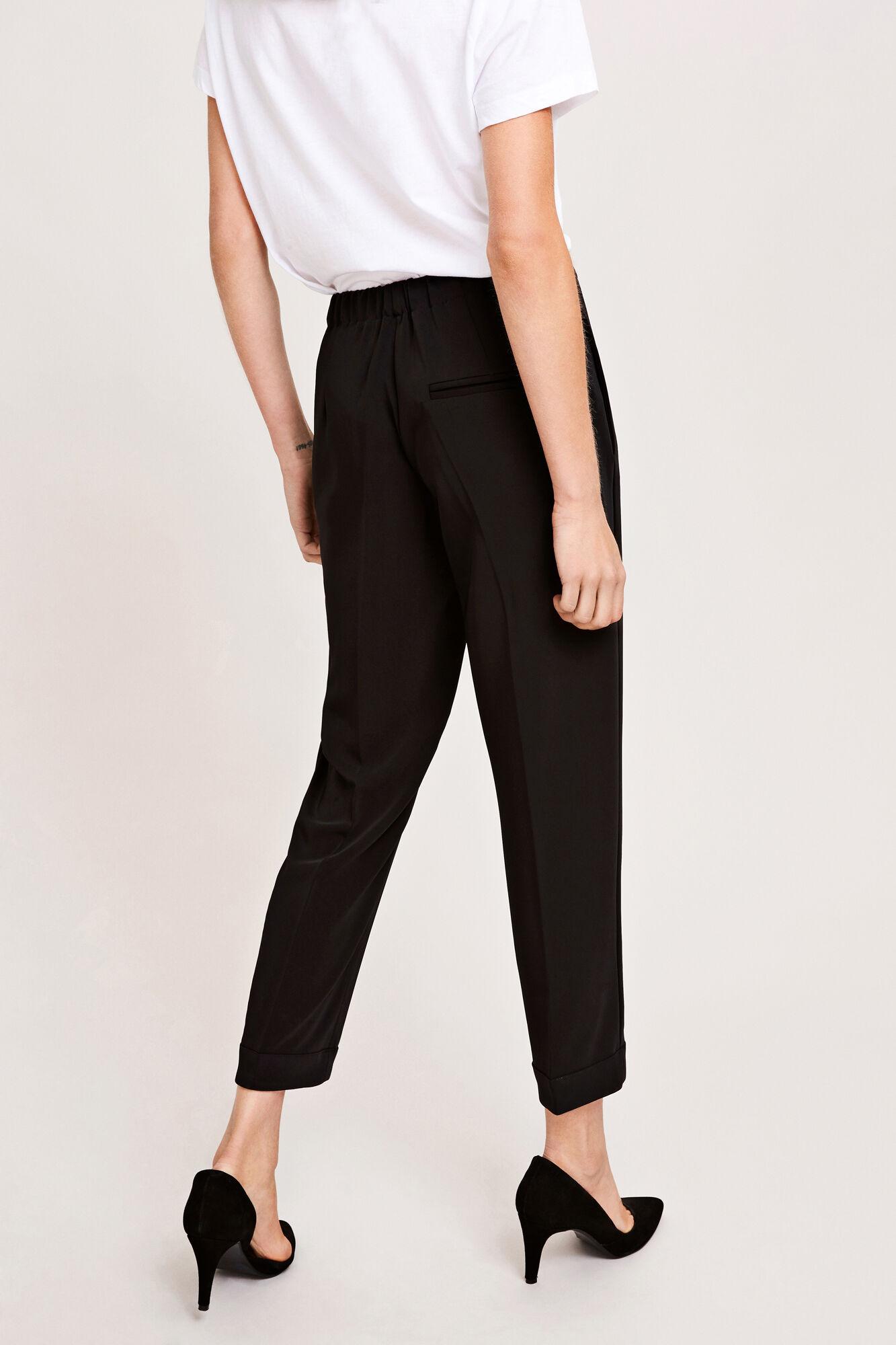 Hoys pants 6528, BLACK