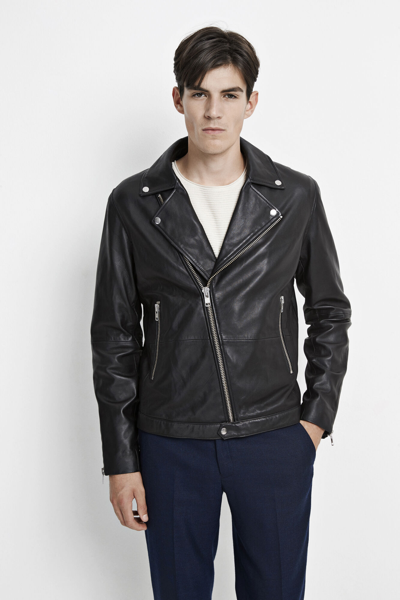 Spike Jacket 7248, BLACK