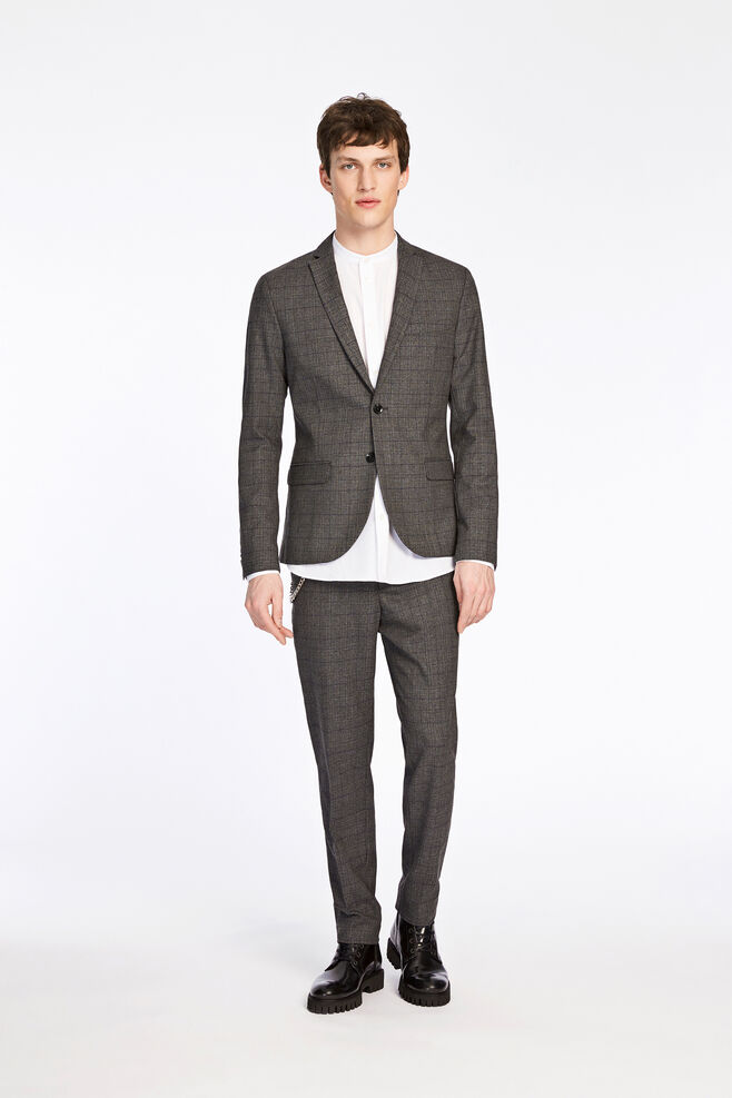 Edger A blazer 8205, GREY CH