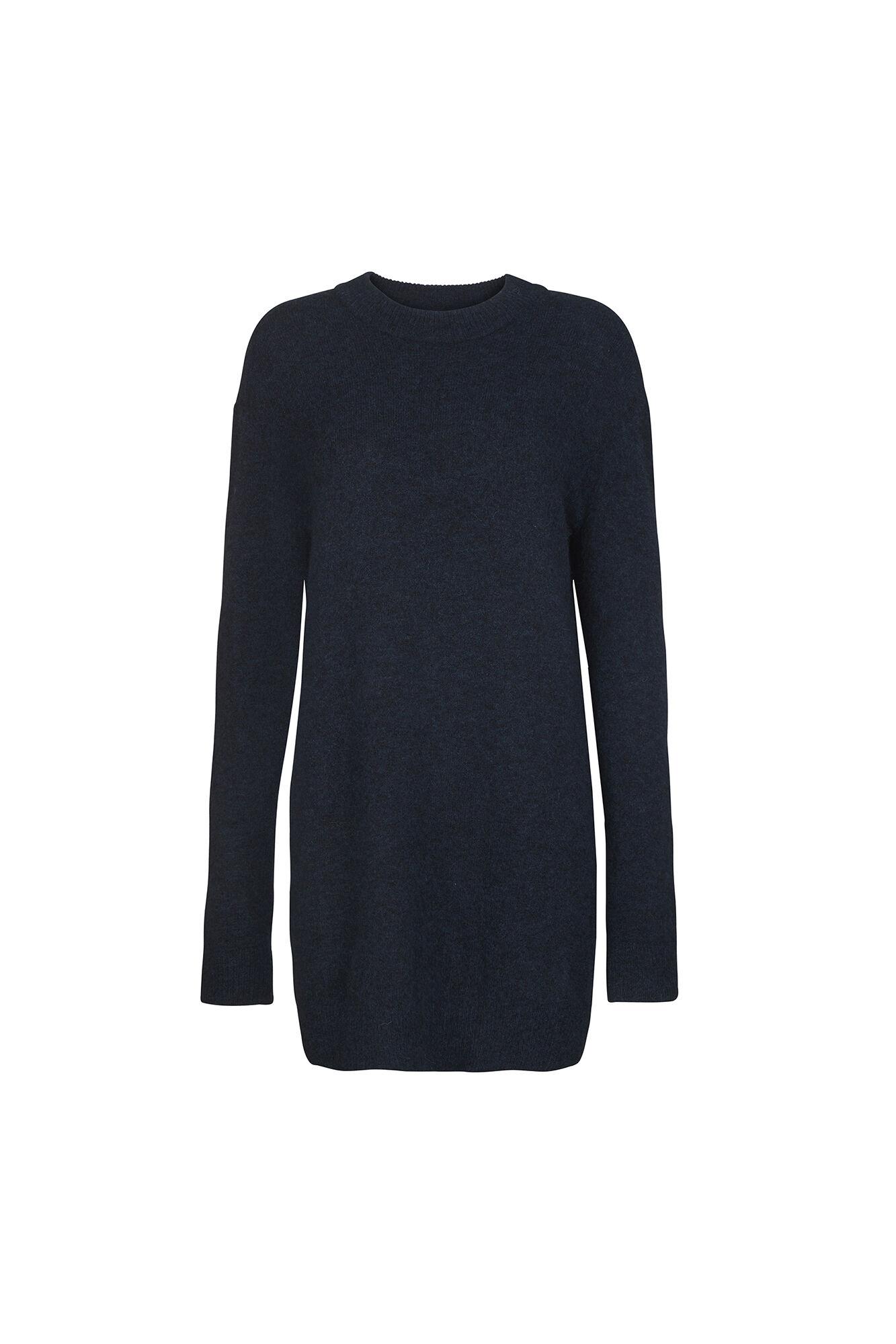 Nor o-n dress 7355, DARK BLUE MEL.