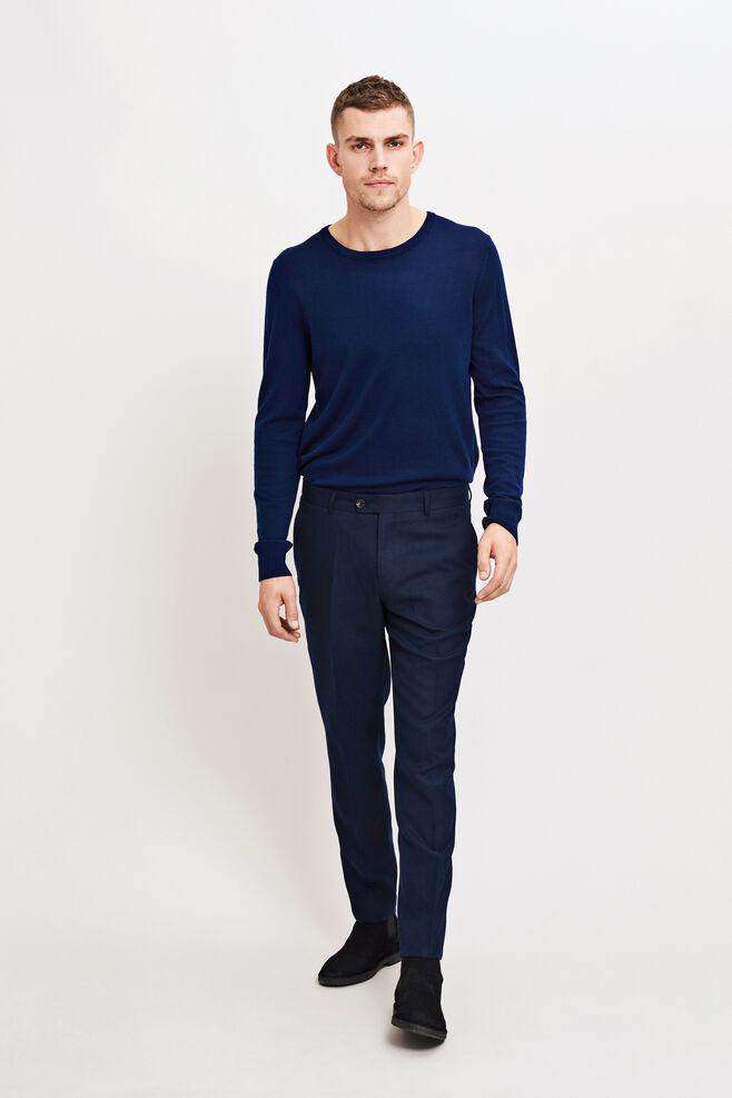 Laurent pants 6567, TOTAL ECLIPSE