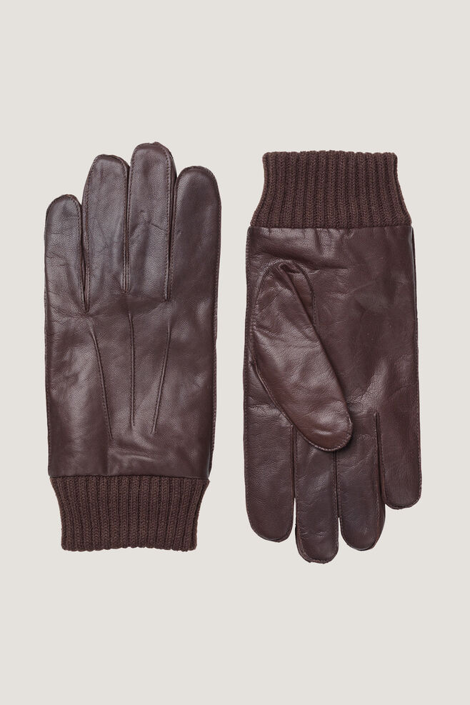 Hackney gloves 8168, COGNAC