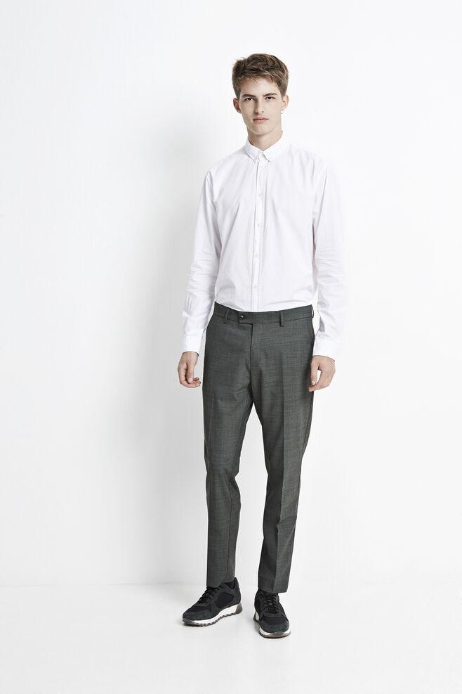 Laurent pants 7629, DARKEST SPRUCE