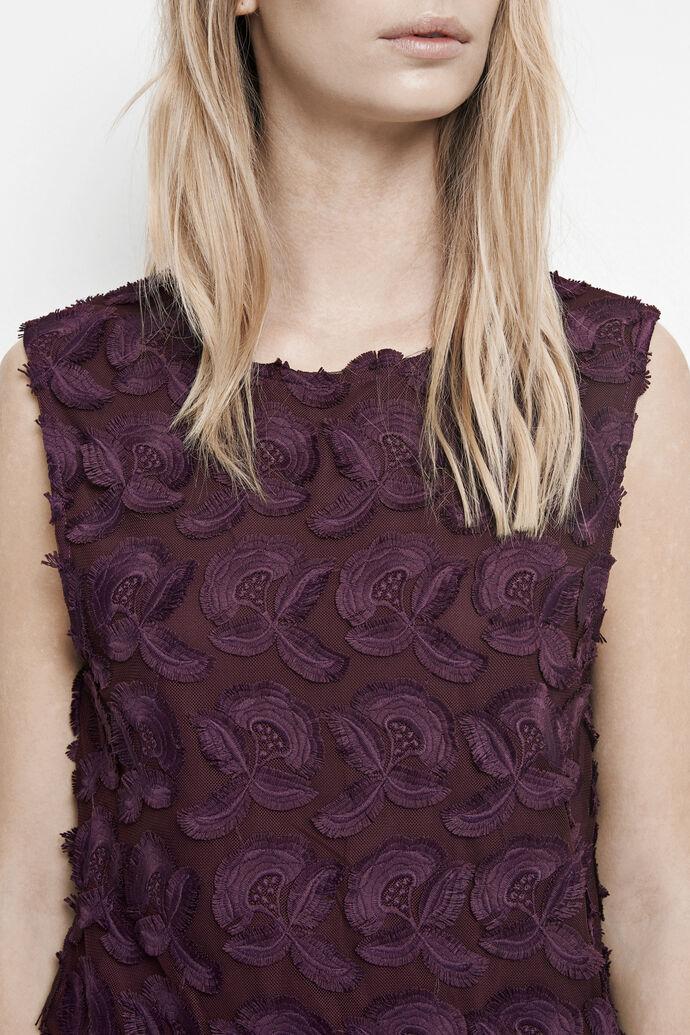 Mayer dress 8093, POTENT PURPLE