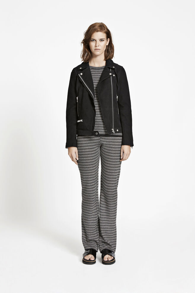 Anis jacket 6221, BLACK