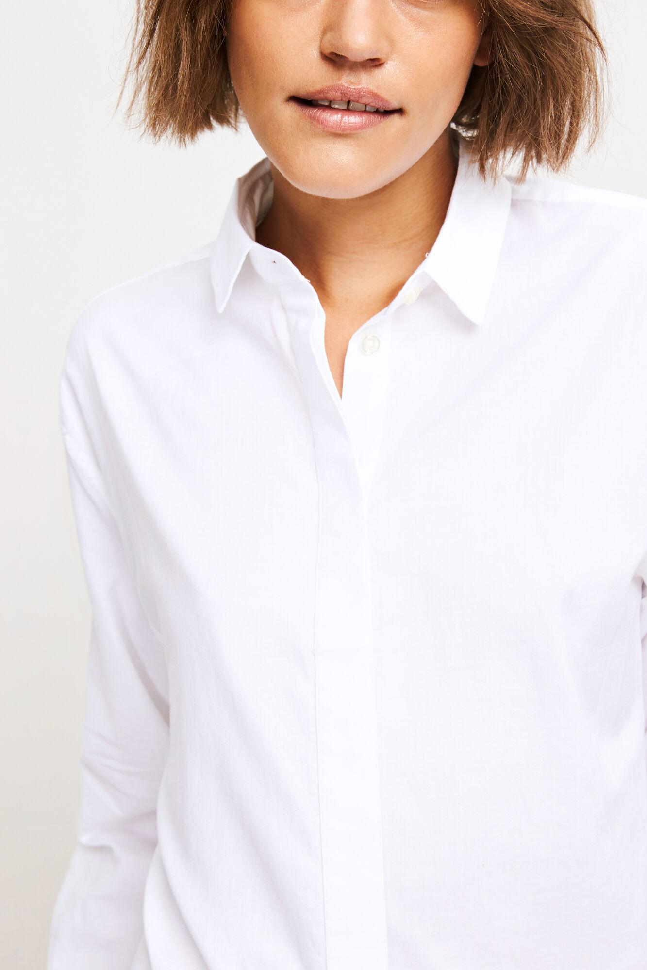 Caico Shirt 2634, WHITE