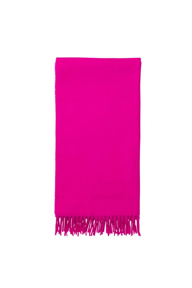 Accola maxi scarf 2862, PINK GLO