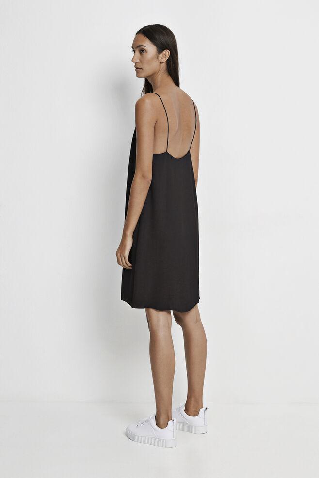 Gizem dress 6622, BLACK