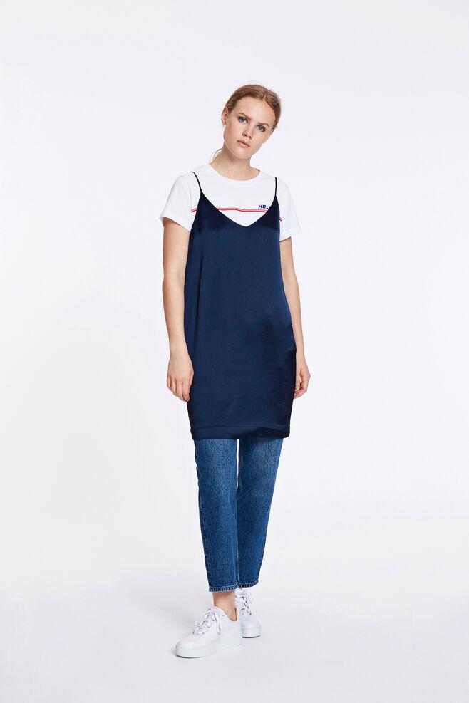 Mano dress 7945, DARK SAPPHIRE