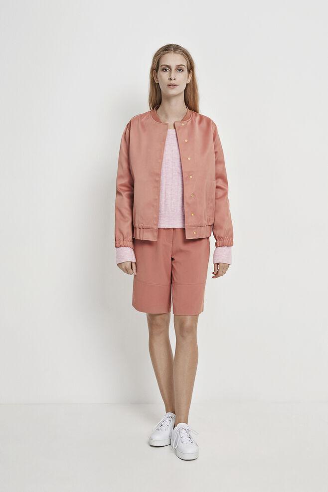 Sonya jacket 6525, LIGHT MAHOGANY