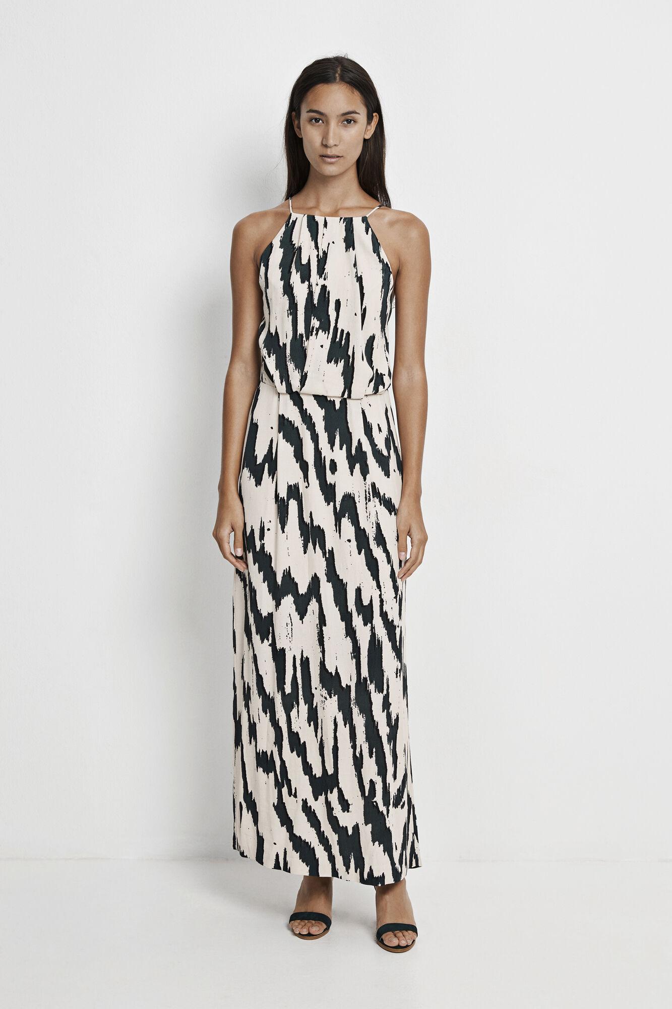 Willow dress long aop 5687, EDGE
