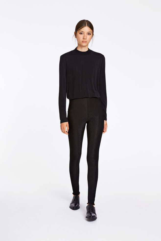 Jennie leggings 9559, BLACK