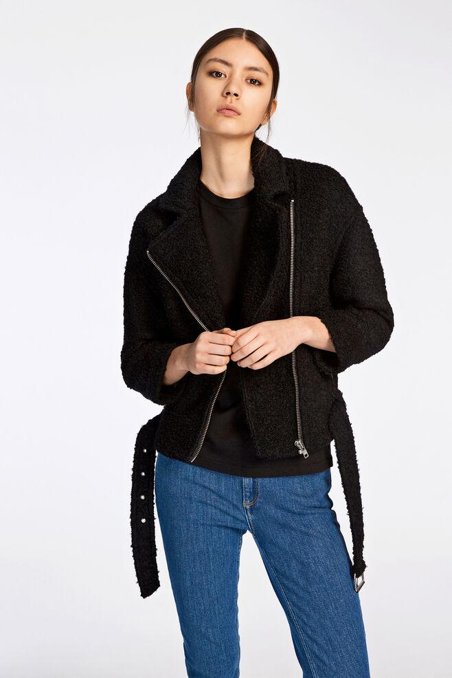 Victoria jacket 8264, BLACK MEL