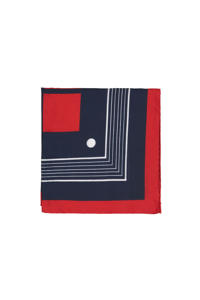 Wilbur Bandana 8079, RACING RED