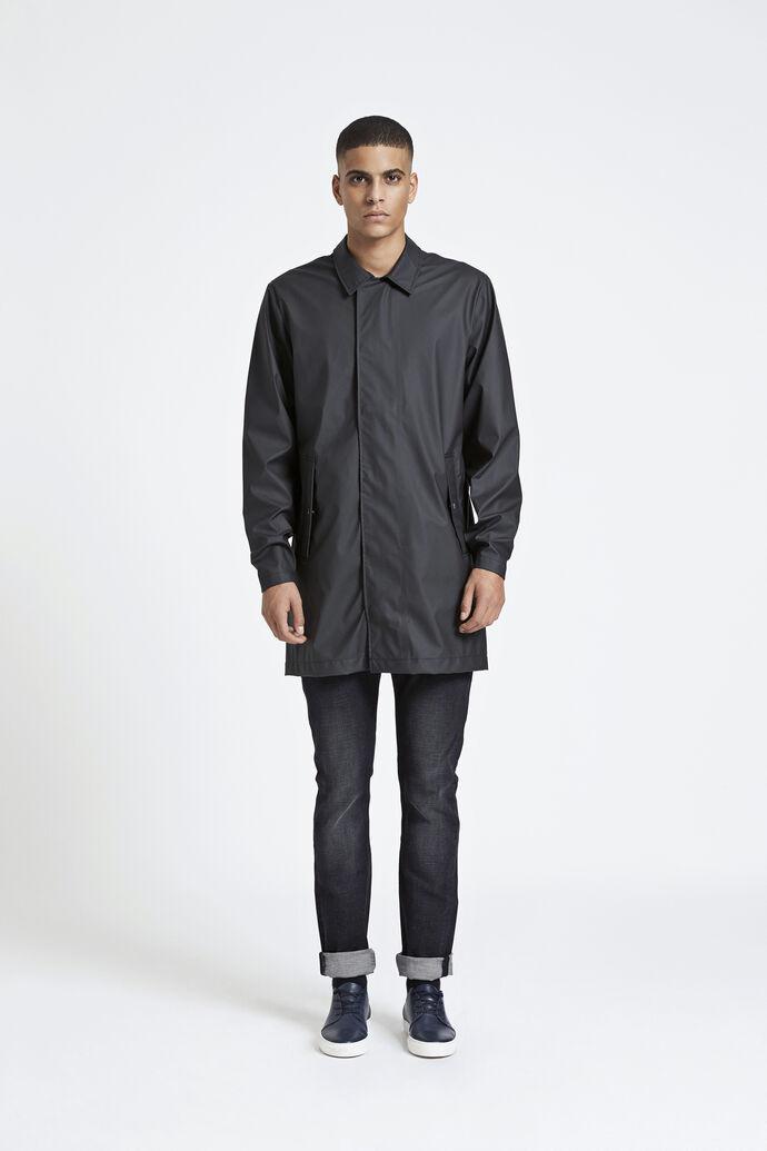 Soaker jacket 7357, BLACK