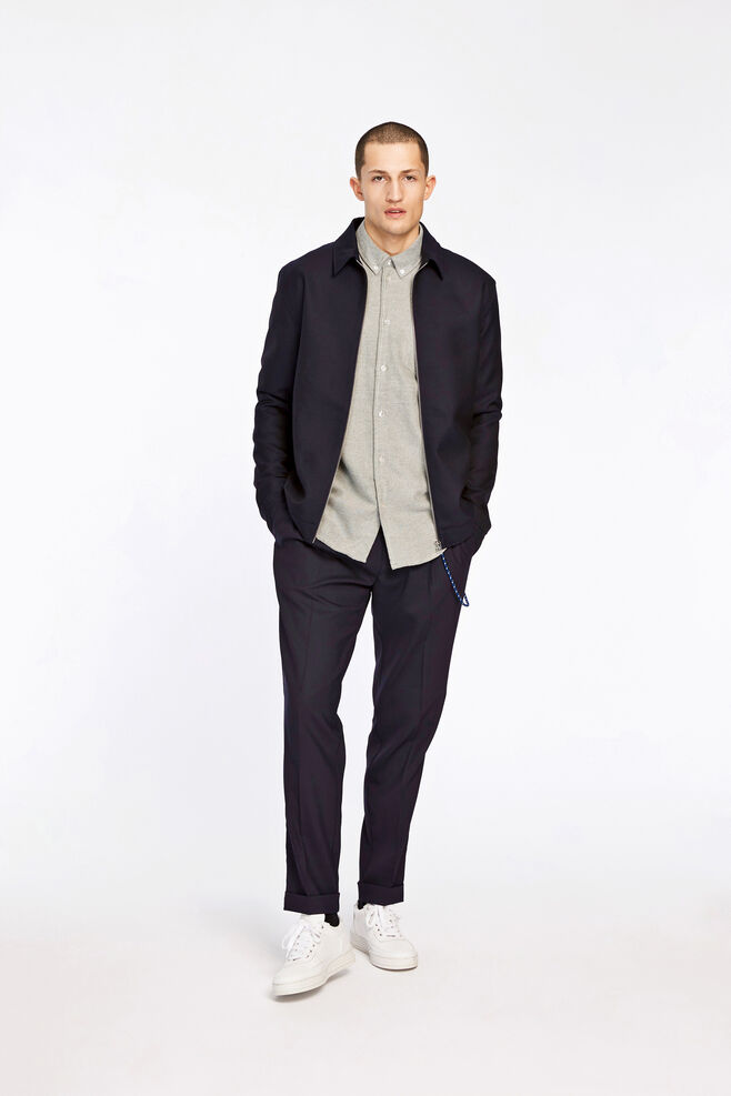 Gilbert jacket 8198, DARK SAPPHIRE