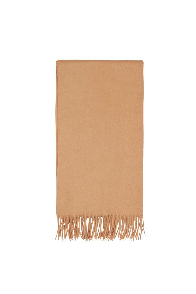 Accola maxi scarf 2862, INDIAN TAN