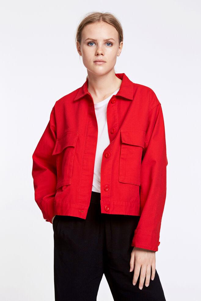 Kirstina jacket 8301, RACING RED