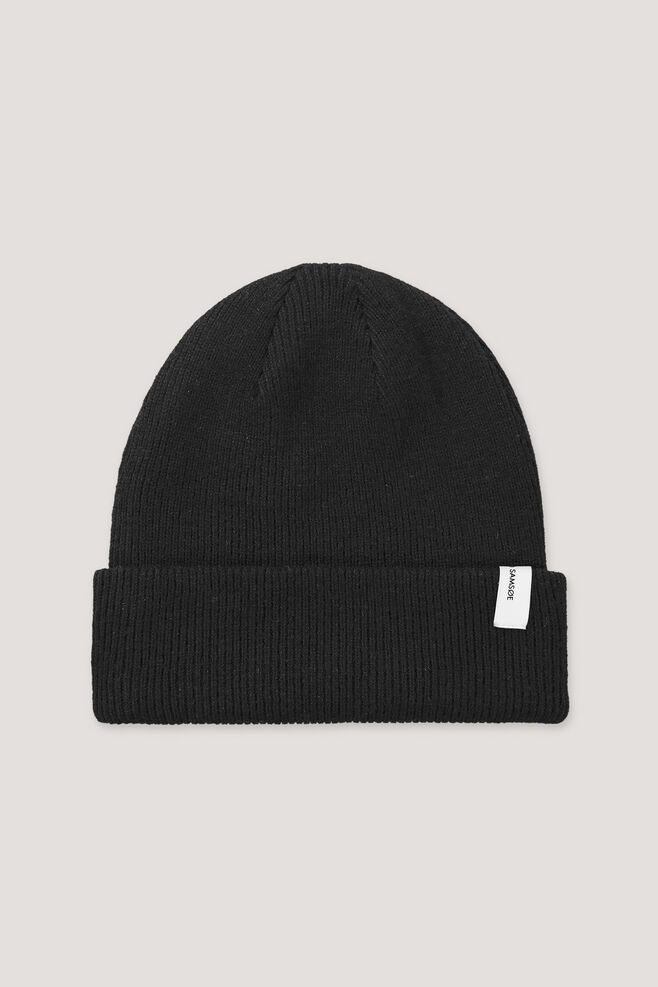 The beanie 2280, BLACK