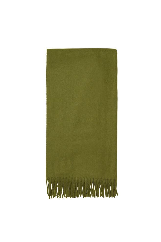 Accola maxi scarf 2862, AVOCADO
