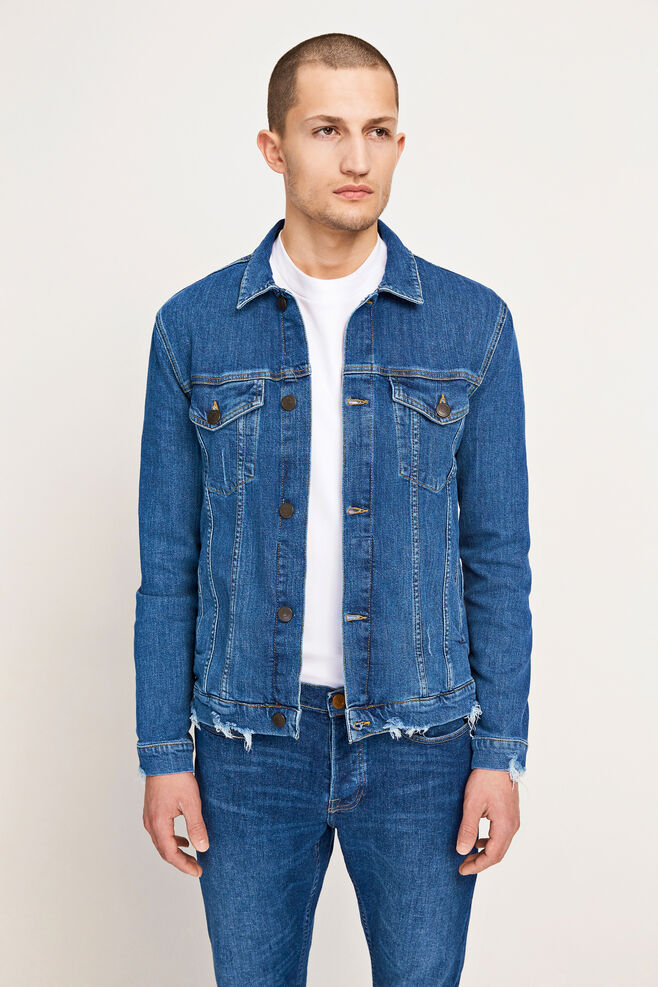 Laust Jacket 7746, WORN N TORN