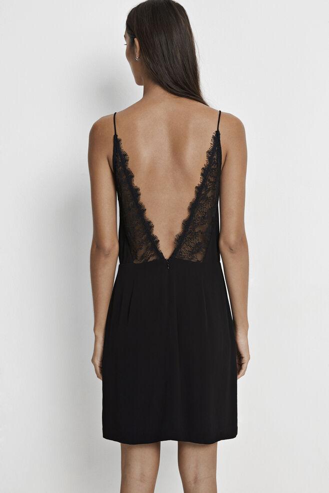 Ginni s dress 6515, BLACK