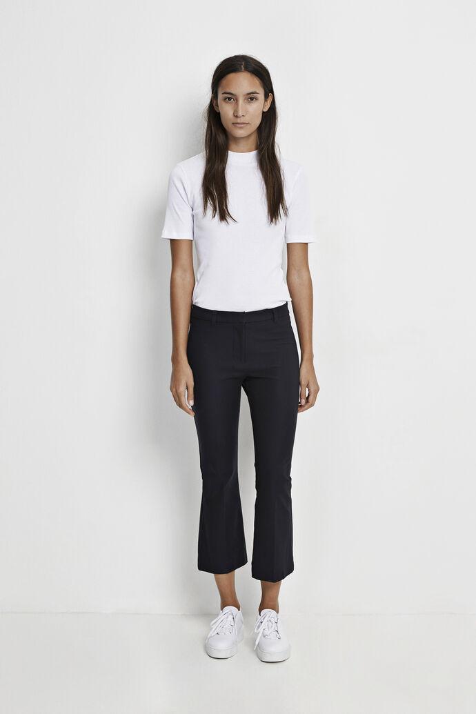 Geraldine pants 7373, BLACK