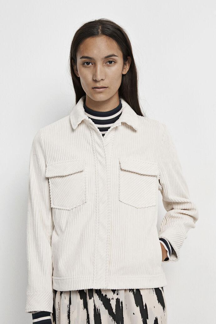 Kealey jacket 7624, CLEAR CREAM