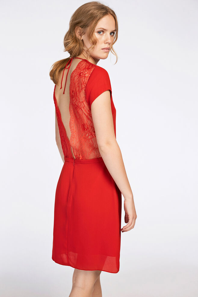 Isar s dress 3973, RACING RED