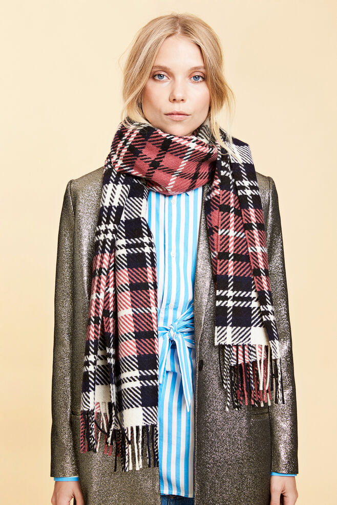 Accola scarf jac 2862, APPLE BUTTER CH