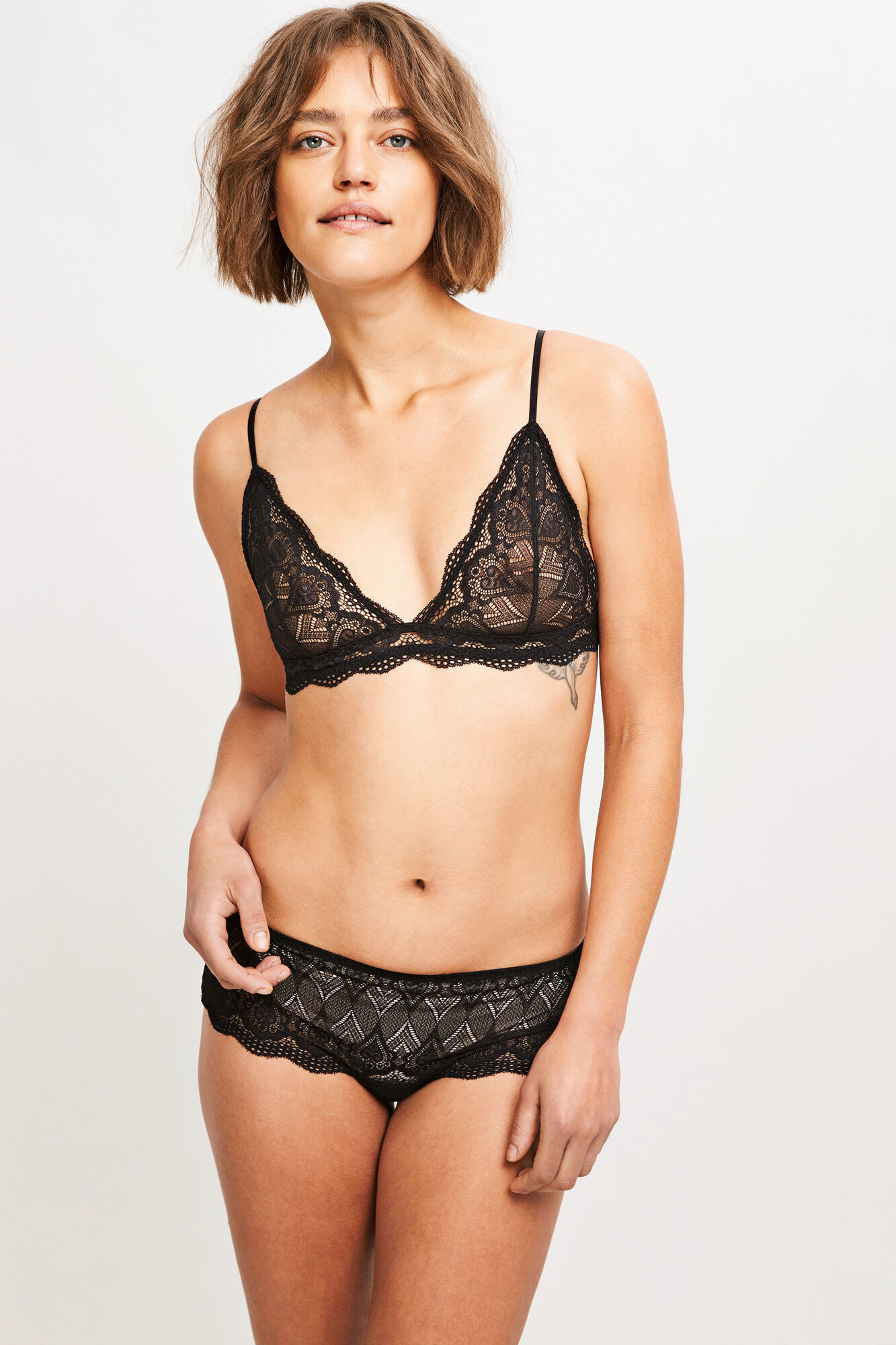 Marilyn bra 7092, BLACK