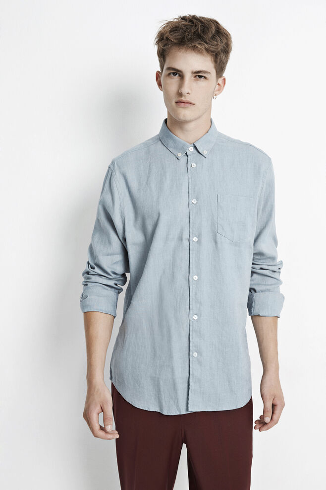 Liam BA 7644, STONE BLUE