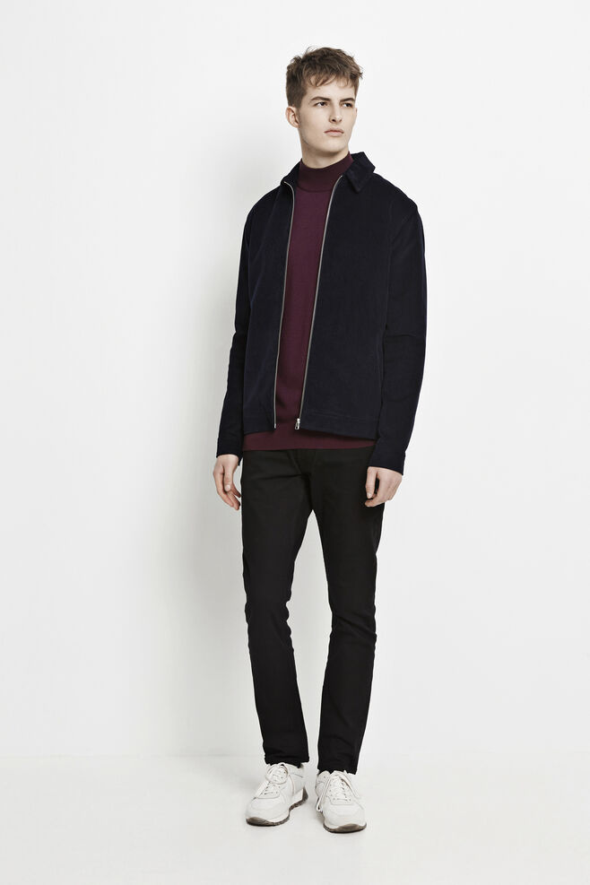 Gilbert jacket 8034, DARK SAPPHIRE