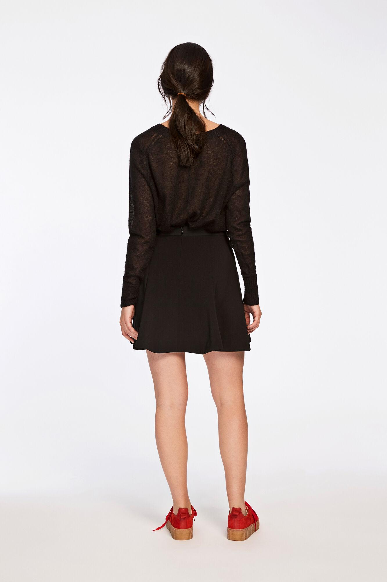 Lesser skirt 6463, BLACK