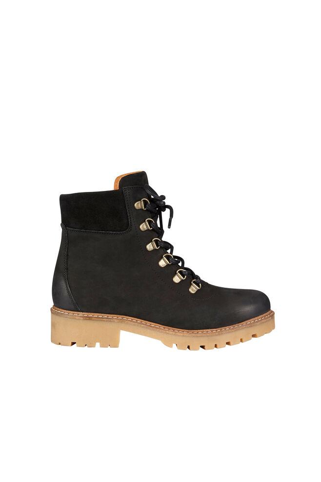 Saxo boot 6493, BLACK