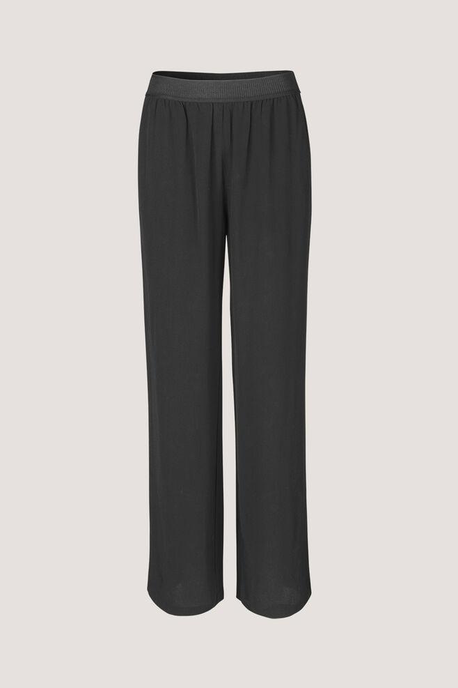 Nessie pants 6515, BLACK